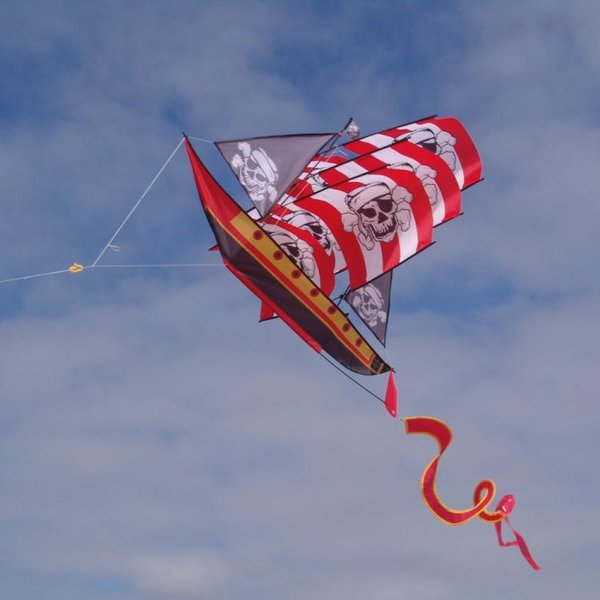 X-Kites 3D Piratenschiff